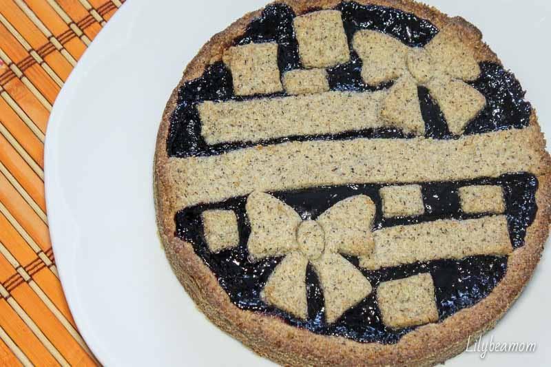Crostata di grano saraceno | paninisopraffini.com
