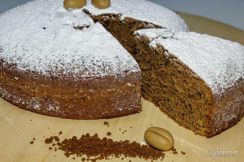 Molly cake al caffè | paninisopraffini.com