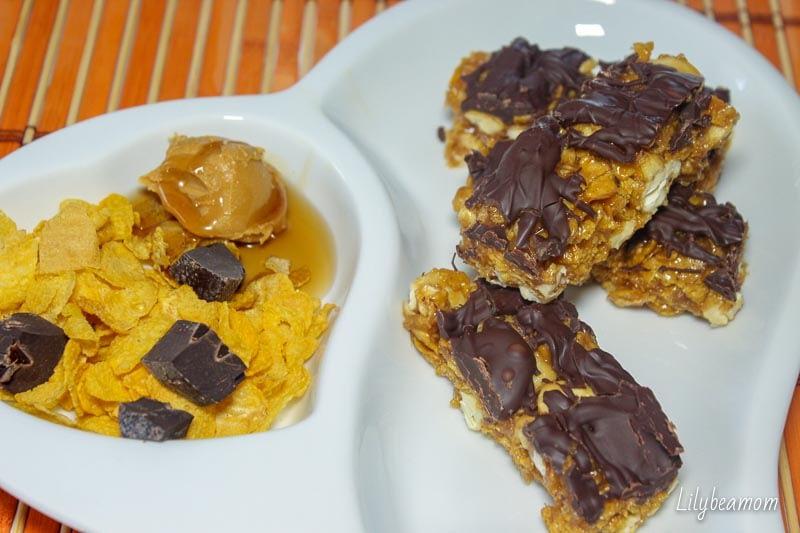 Barrette al burro di arachidi | paninisopraffini.com