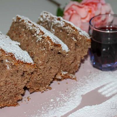 Torta cannonau e cannella   paninisopraffini.com