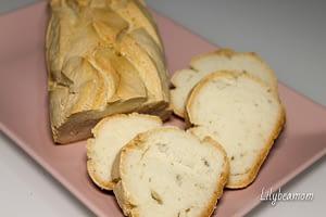 Fette di pane senza glutine | paninisopraffini.com