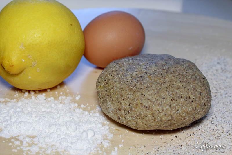 Pasta frolla di grano saraceno   paninisopraffini