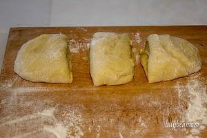Girelle al miele e noci pecan | paninisopraffini.com